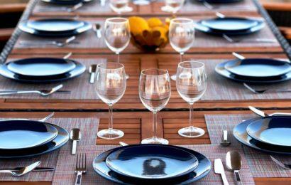 Set de table personnalisable pour son restaurant