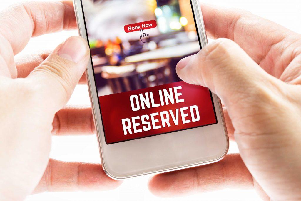 réservation en ligne pour restaurant