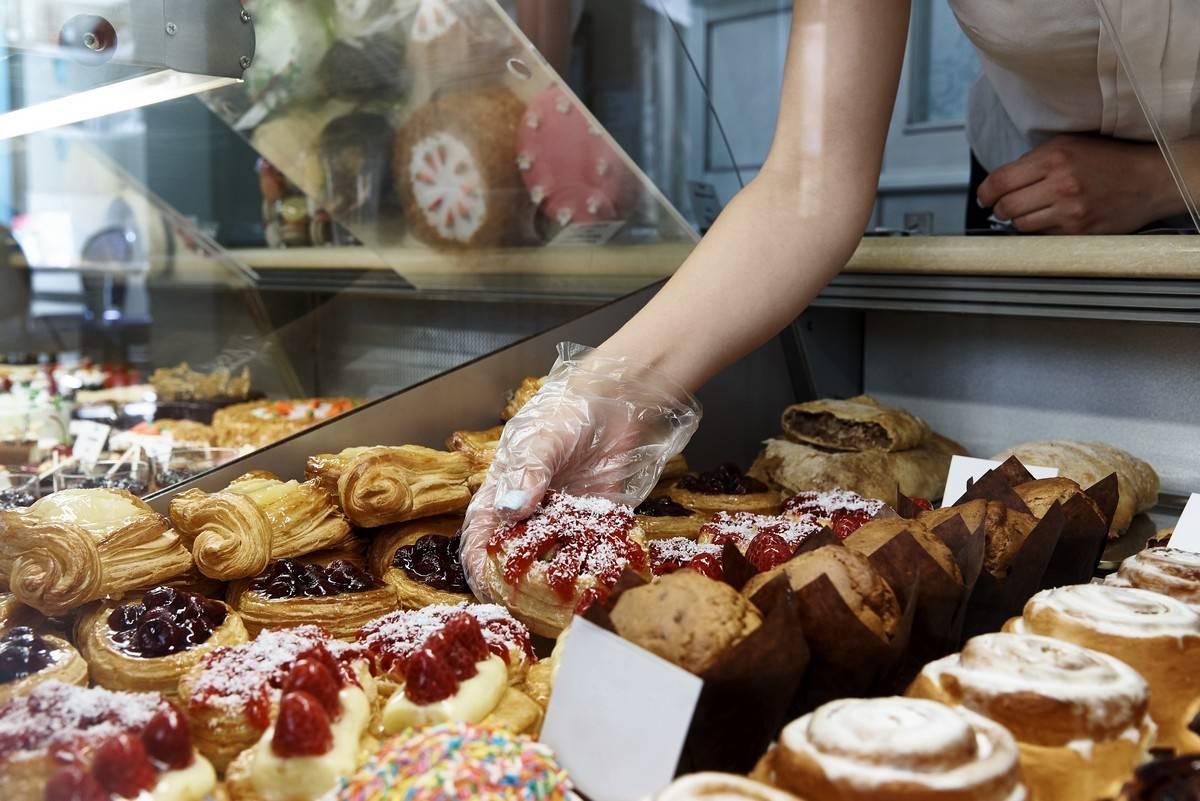 Pâtisserie produits